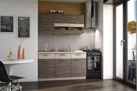 Кухня Эра зебрано 1,5 м.