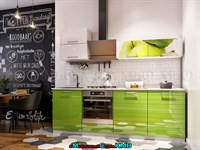 Кухонный гарнитур Техно-3 Яблоко