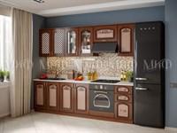 Купить кухня Белфорт витраж + решетки фабрика миф мебельскладкмв.рф