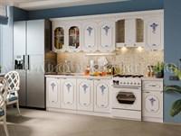Купить кухня лиза синий цветок фабрика миф мебельскладкмв.рф