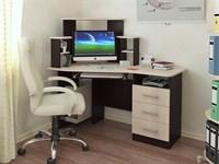 Купить компьютерный стол Каспер фабрика бтс мебельскладкмв.рф