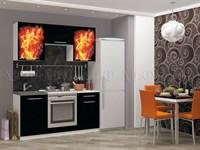 Купить кухню огненный цветок 1,6 метра фабрика миф мебельскладкмв.рф