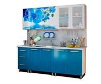 Купить кухня Лазурь 2,0 метра МДФ фабрика bts бтс мебельскладкмв.рф