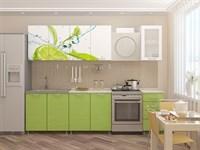 Купить кухня лайм 2,0 метра фабрика МИФ мебельскладкмв.рф