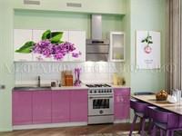 Купить кухня сирень 2,0 метра фабрика МИФ мебельскладкмв.рф