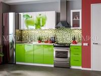 Купить кухня яблоко 2,0 метра фабрика МИФ мебельскладкмв.рф
