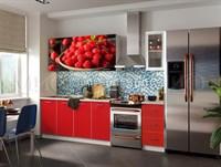 Купить кухню малина-2 фортуна красная фабрика миф мебельскладкмв.рф