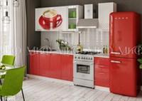 Купить кухню волна чашка 2 метра фабрика миф мебельскладкмв.рф