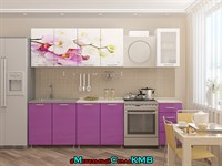 Купить кухню орхидея сиреневая 2 метра фабрика миф мебельскладкмв.рф