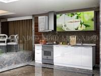 Купить кухню зеленый чай 2 метра белый фабрика миф мебельскладкмв.рф