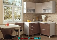 Купить модульная кухня Арабика фабрика бтс мебельскладкмв.рф