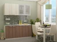 Купить кухню ясень 1,6 метра фабрика миф мебельскладкмв.рф