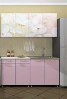 купить кухню вишневый цвет 1,6 метра фабрика миф мебельскладкмв.рф