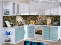 Кухонный гарнитур Ирина 2100x2200 мм.
