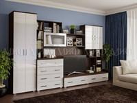 Купить гостиная сакура белый глянец фабрика миф мебельскладкмв.рф