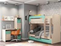 Модульная детская мебель юниор 1 фабрика миф мебельскладкмв.рф