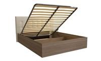 Купить кровать с мягким изголоьвем баунти фабрика бтс мебельскладкмв.рф