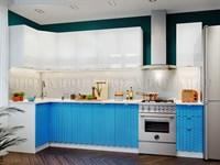 Модульная кухня Волна