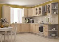 Модульная кухня Настя 2600*2900 мм