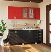 Кухонный гарнитур Микс 1,8 м.