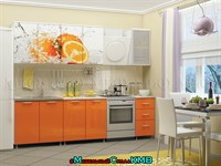 Кухонный гарнитур Апельсин 1,8 м.