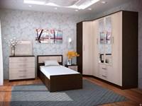 Модульная спальня Фиеста вариант №2