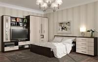 Модульная спальня Фиеста вариант №3