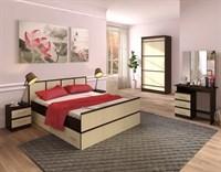 Модульная спальня Сакура вариант №1