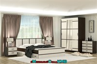 Модульная спальня Сакура вариант №3