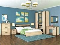Модульная спальня Лирика вариант №1