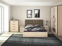 Модульная спальня Лирика вариант №2
