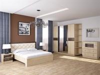 Модульная спальня Мадлен вариант №1