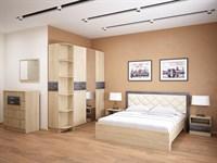 Модульная спальня Мадлен вариант №2